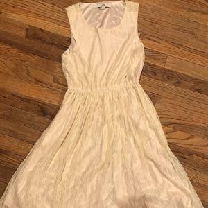 Forever 21 white/cream dress